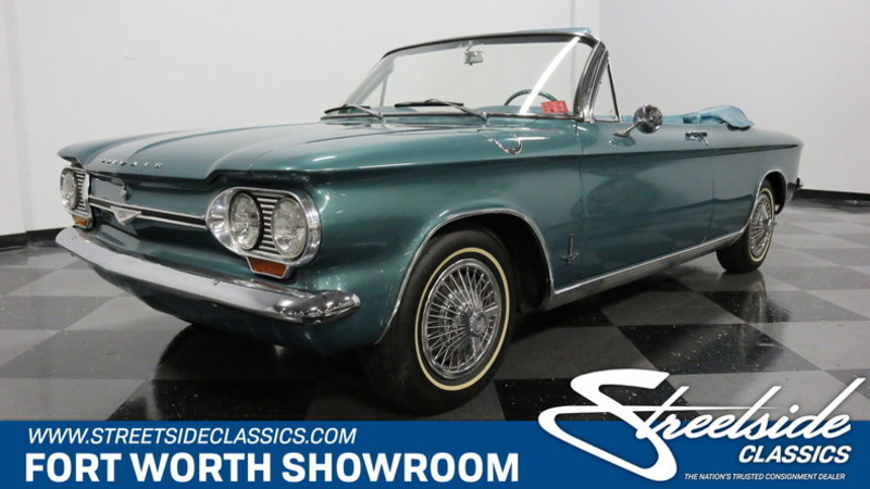 1964 Chevrolet Corvair Is Listed Verkauft On Classicdigest In Fort Worth By Streetside Classics For 17995 Classicdigest Com