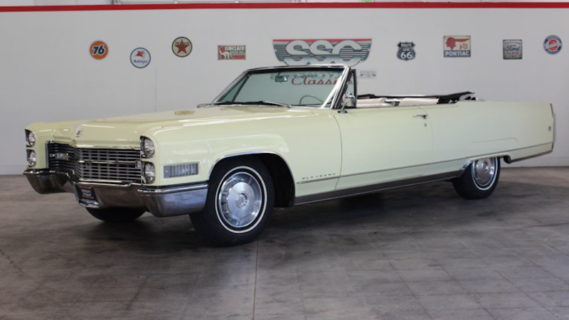 1966 Cadillac Eldorado is listed Till salu on ClassicDigest in Fairfield by  Specialty Sales Classics for $43990