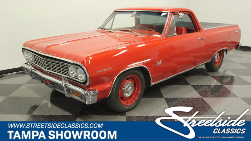 1964 Chevrolet El Camino is listed For sale on ClassicDigest in Tampa,  Florida by Streetside Classics - Tampa for $36995