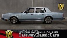 Lincoln Town Car 1982