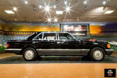 Mercedes-Benz 560 SEL w126 1990