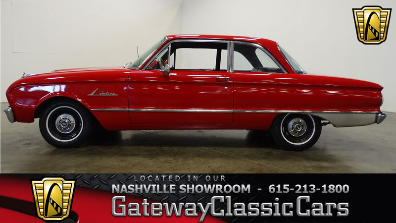 1962 Ford Falcon is listed For sale on ClassicDigest in La Vergne by  Gateway Classic Cars - Nashville for $14500