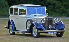 Rolls-Royce 20/25 1935