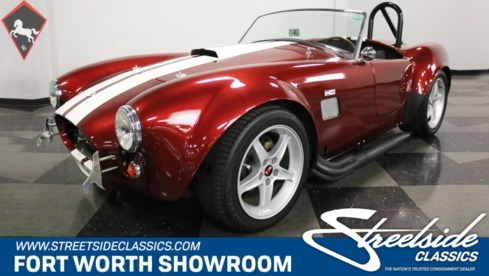 Factory Five Cobra For Sale >> 1965 Cobra Factory Five Racing Is Listed For Sale On Classicdigest In Dallas Fort Worth Texas By Streetside Classics Dallas Fort Worth For