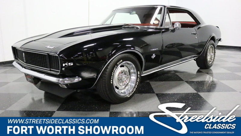 1967 Chevrolet Camaro Is Listed Sld On Classicdigest In Fort Worth
