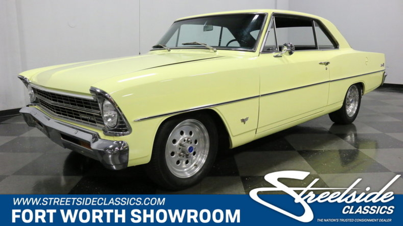 1967 Chevrolet Chevy Ii Is Listed For Sale On Classicdigest In