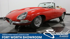 Jaguar E-type XKE 1967