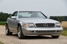 Mercedes-Benz 500SL r129 1998