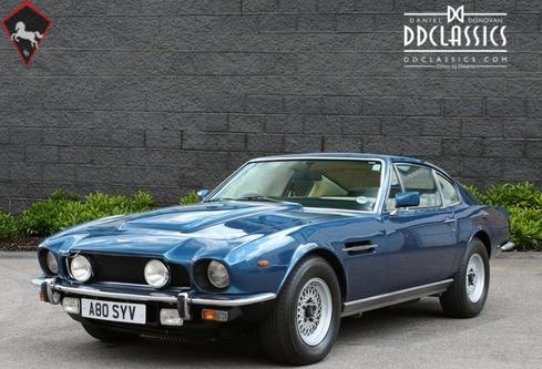 Aston Martin V8 1984