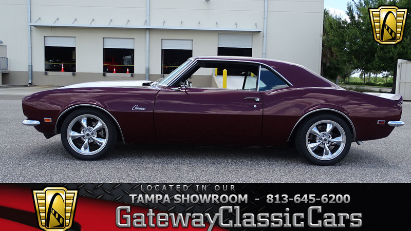 1968 Chevrolet Camaro Is Listed Till Salu On Classicdigest In Ruskin