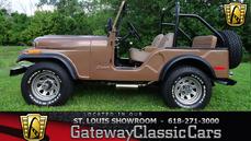 Jeep CJ5 1973