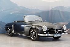 Mercedes-Benz 190SL 1961