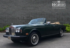 Rolls-Royce Corniche Convertible 1980