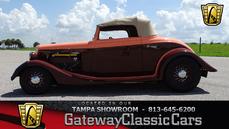 Till salu Ford Roadster 1934