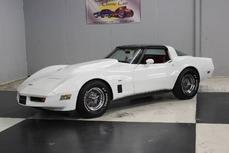 Till salu Chevrolet Corvette 1980