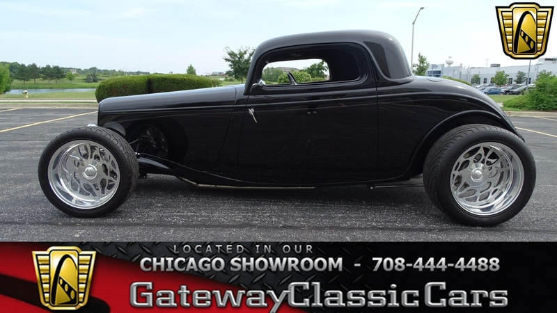 1934 Ford 3-Window Coupe is listed For sale on ClassicDigest in Tinley Park  by Gateway Classic Cars - Chicago for $81500