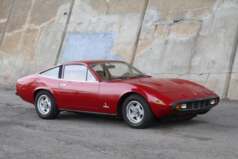 1972 Ferrari 365 Gtc 4 Is Listed Zu Verkaufen On Classicdigest In New York By Gullwing Motor Cars For 199500 Classicdigest Com