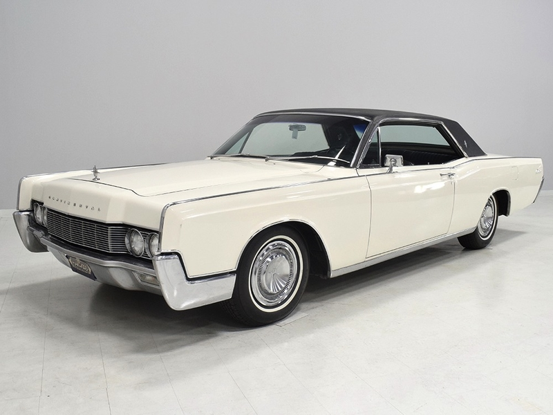1967 Lincoln Continental Is Listed Verkauft On Classicdigest In