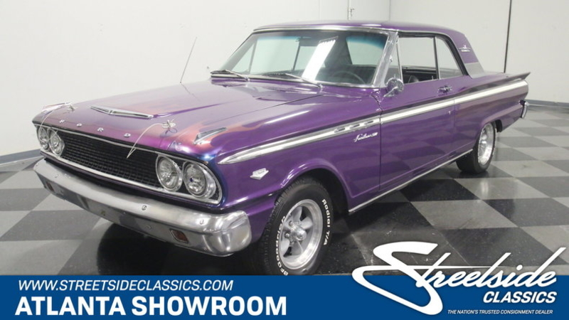 1963 Ford Fairlane is listed For sale on ClassicDigest in Atlanta, Georgia  by Streetside Classics - Atlanta for $19995