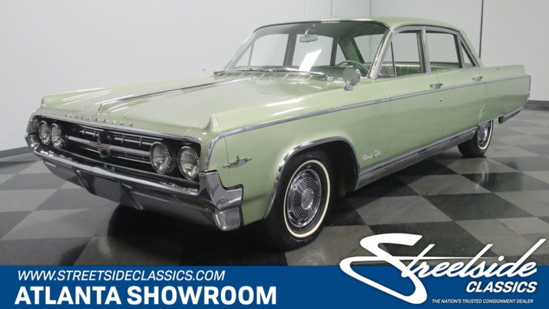 1964 Oldsmobile 98 is listed Sold on ClassicDigest in Lithia