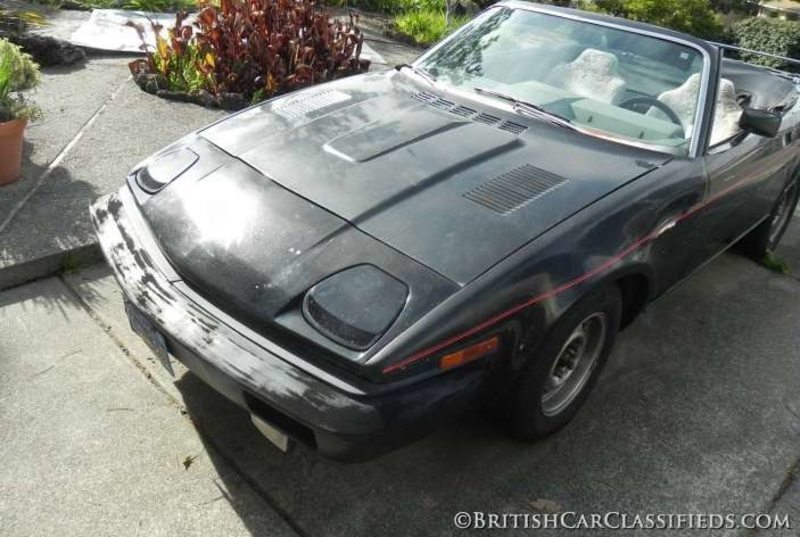 1980 Triumph Tr7 Is Listed For Sale On Classicdigest In Surrey By