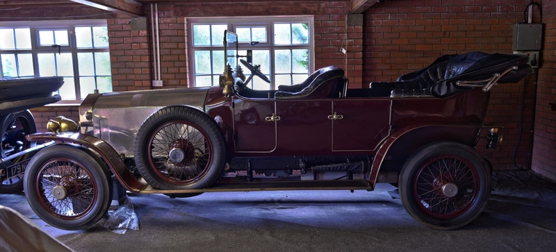 1922 Rolls Royce 40 50 Phantom Is Listed For Sale On
