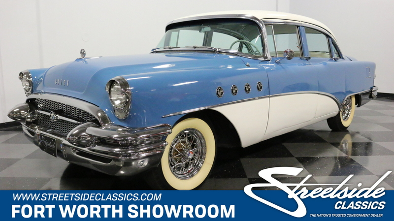 1955 Buick Roadmaster is listed Till salu on ClassicDigest in Dallas / Fort  Worth, Texas by Streetside Classics - Dallas/Fort Worth for $29995