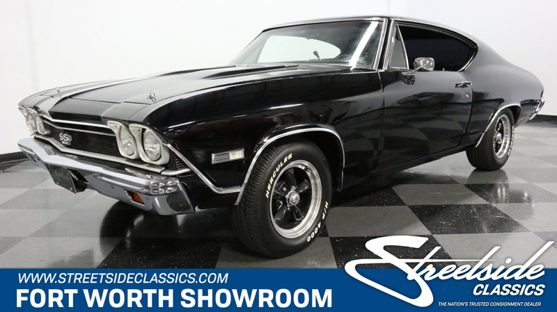 1968 Chevrolet Chevelle Is Listed For Sale On Classicdigest In Dallas Fort Worth Texas By Streetside Classics Dallas Fort Worth For 42995