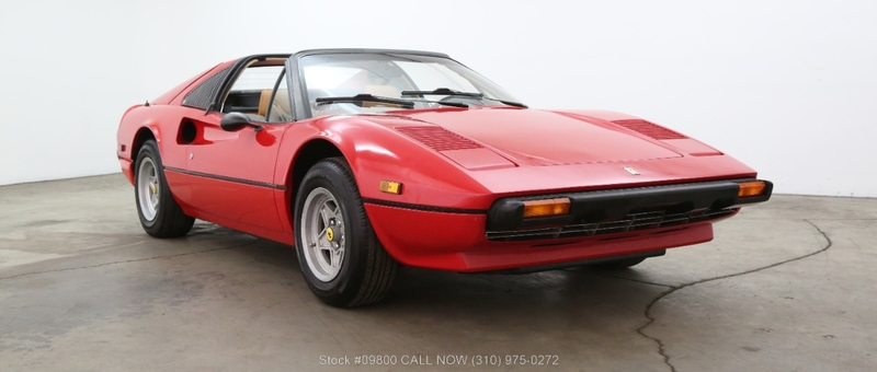 Ferrari 308 Gts For Sale >> 1979 Ferrari 308 Gts Is Listed For Sale On Classicdigest In Los Angeles By Beverly Hills Car Club For 44500