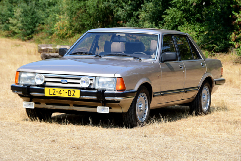1984 Ford Granada - Best Car Update 2019-2020 by ...
