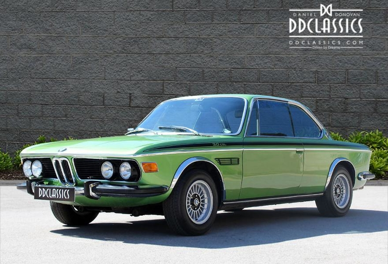 Bmw 3.0 Csl >> 1972 Bmw 3 0csl E9 Is Listed Sald On Classicdigest In Surrey By Dd