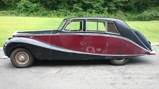 Rolls-Royce Silver Wraith 1957