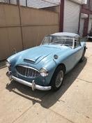 Austin-Healey 100-6 1957