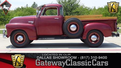 Chevrolet 3600 1949
