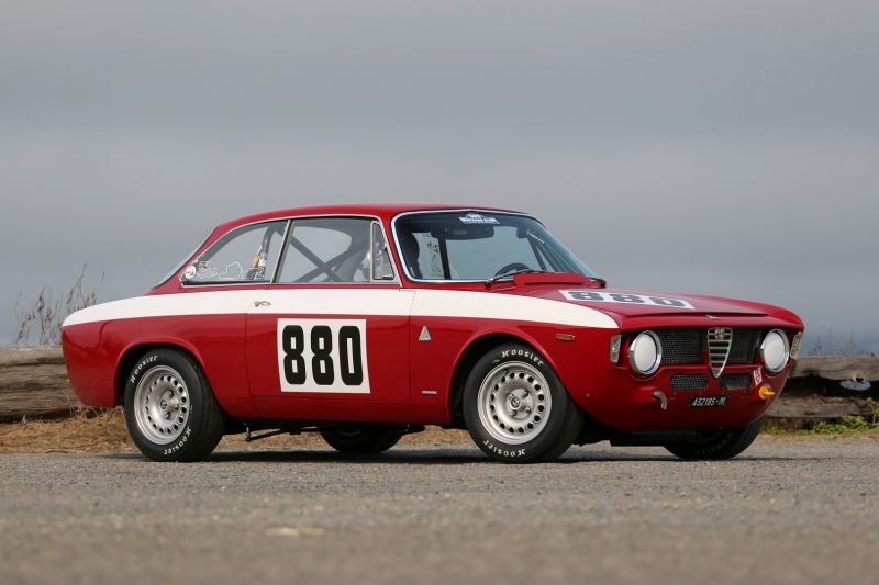 1966 Alfa Romeo Giulia Gta Is Listed Till Salu On Classicdigest In