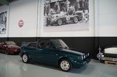 Volkswagen Karmann-Ghia 1993