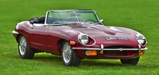 Jaguar E-type XKE 1969