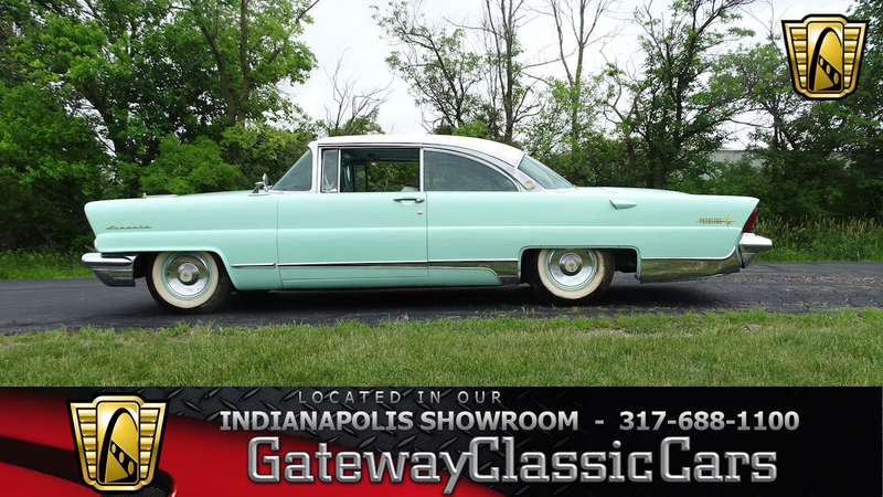 1956 Lincoln Premier is listed For sale on ClassicDigest in Indianapolis by  Gateway Classic Cars - Indianapolis for $20000