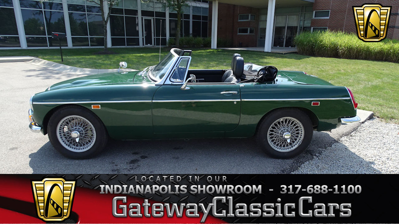 1969 MG MGC is listed Sold on ClassicDigest in Indianapolis