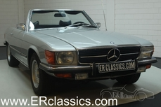 Mercedes-Benz 450SL w107 1972