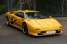 For sale Lamborghini Diablo 1996