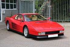 For sale Ferrari Testarossa 1992