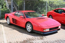 For sale Ferrari Testarossa 1987