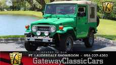 For sale Toyota FJ40 1977