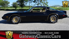 For sale Pontiac Firebird 1981