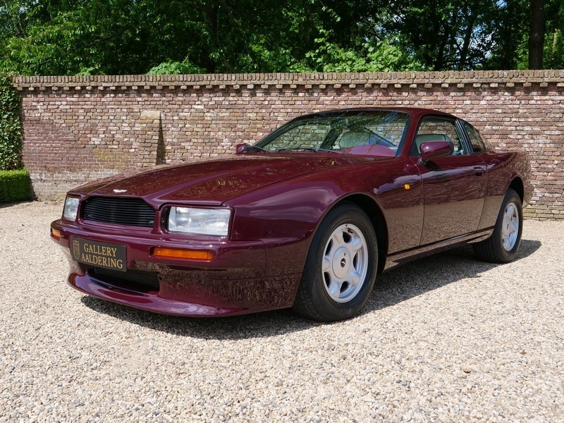 1990 Aston Martin Virage Is Listed Verkauft On Classicdigest In Brummen By Gallery Dealer For 83500 Classicdigest Com