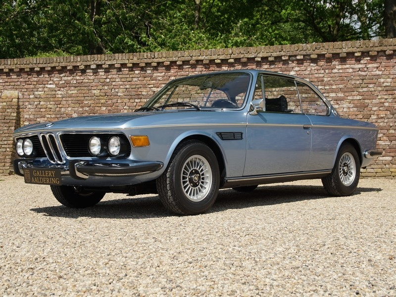 1974 Bmw 2 5cs E9 Is Listed Sold On Classicdigest In Brummen By Gallery Dealer For 43950 Classicdigest Com
