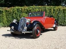 Citroen Traction Avant 1937