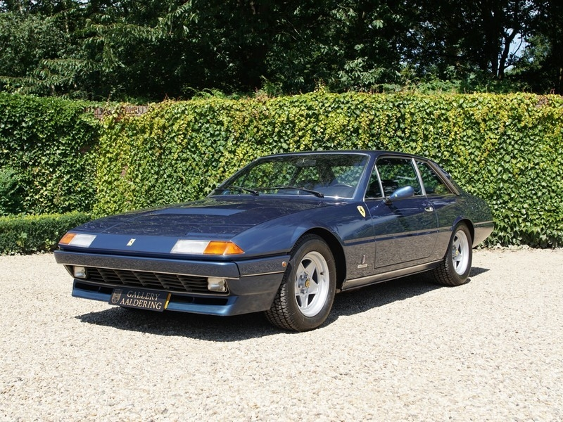 1983 Ferrari 400 400i Is Listed Zu Verkaufen On Classicdigest In Brummen By The Gallery For 59950 Classicdigest Com
