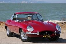 Jaguar E-type XKE 1964